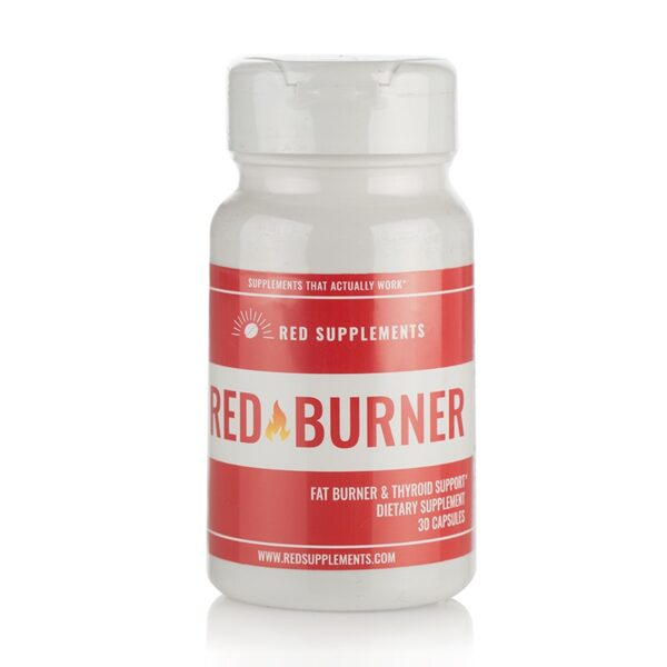 Red Burner - 30 капсули