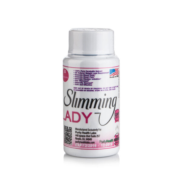 Slimming Lady