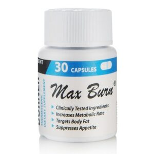 Transparent Labs Max Burn